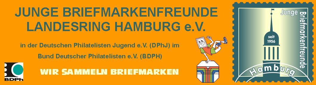Junge Briefmarkenfreunde Landesring Hamburg e.V.
